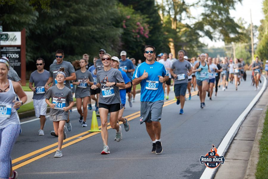 Road Race, Lutzie 43, Lutzenkirchen, Auburn, Run